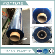 clear pvc soft film roll for packing printing pvcnormal clear film for mattress packing