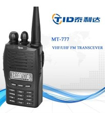 MT777 walkie talkie hands free cheap wireless tour guide system