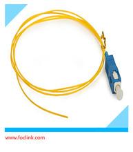 Ampbrand Pigtail SM 9/125 12 Straints SC,Fiber Optic Pigtail 12-splice pack,ISO Certified Single Mode 9/125um SC/UPC 3 Meter
