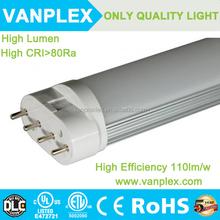 china new products led bulb 20w smd2835 led pl lamp led work light 2g11 pll led tube