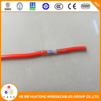 450/750V PVC insualtion solid or stranded 2.5mm2 electric wire cable hs code