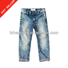 (#TG453C ) 2015 latest private label fashion new boy xxx jeans fabric prices
