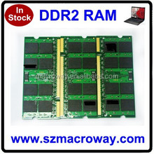 Alibaba py best selling products ram laptop ddr2 1gb 800mhz