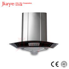 Best selling type 60CM kitchen appliance cooker hood, range hood with cone shape filter JY-HZ6001
