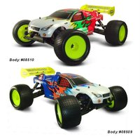 1/8 Brushless RC Truggy with 3600mah Lipo battery