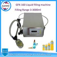 Best Price Small Digital Control Liquid Filling Machine