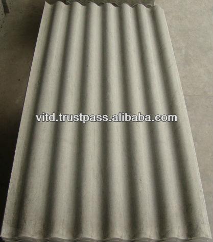 Plaque eternit sans amiante panneaux de ciment id du produit 140378239 french - Everite sans amiante ...