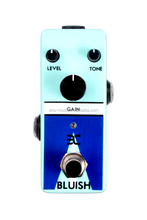 ENO Blues Drive Guitar Effect Pedal True Bypass