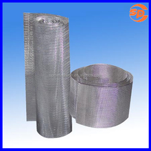 Auto mesh belt filter reverse dutch weaving stainless steel wire mesh