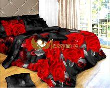 2014 New design 3D bedding set