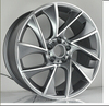 F9792 CHINA MANUFACTURE CUSTOME MADE WHEELS CAR ALLOY WHEEL RIMS