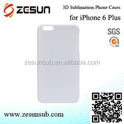 hot selling sublimation phone case for iPhone 6 plus
