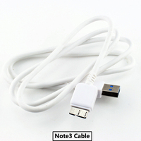 sync data micro usb cable USB 3.0 cable hot sale for samsung Note3