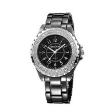 SKONE Luxury diamante watch diamond quartz couple lover wrist watch