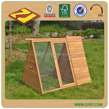 Cheap Wooden Triangle chicken house DXH010