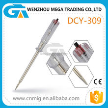 Wholesale Crystal Handle Accurate Electrical Wire Tester Voltage Detector Pen