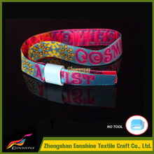 custom wristbands with messages handcrafted for father's day