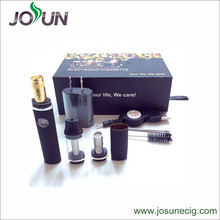 Josunecig original E-super 3 in 1 Vaporizer for wax, general tank,hot goods dry herb vaporizer