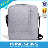 Matte materail european shoulder bag for men