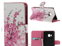 2015 Hot Sell Stand pu leather flip case for Samsung A3 A5 A7 CO-LTC-1033