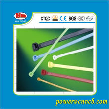 heat resisting nylon cable tie ROHS, SGS certificated self-locking nylon cable ties