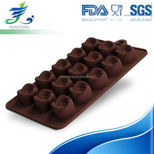 Super Quality Flower Shape Chocolate mold silicones