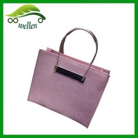 The European and American fashion atmosphere female bag with Diamond grain