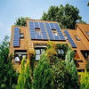 BlueSun hot sale good performance mono silicon pv module 300w solar energy system for home use