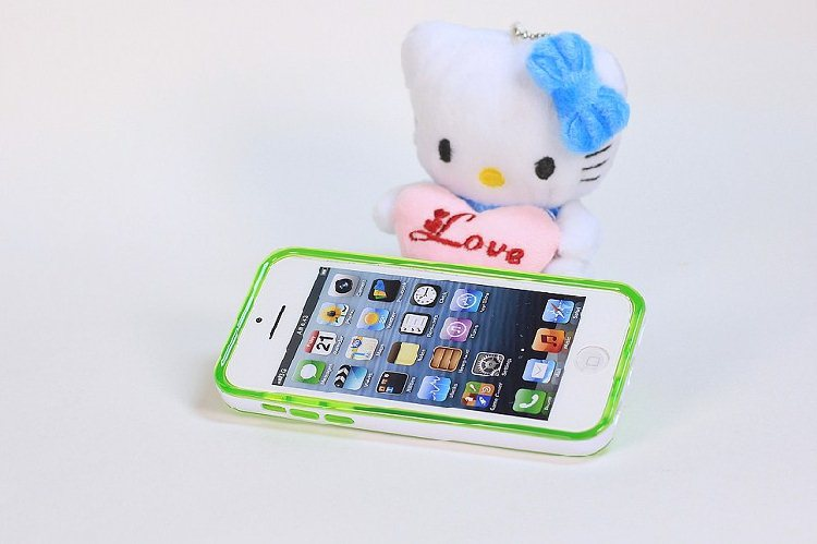 Best quality blank sublimations case for ipone5c