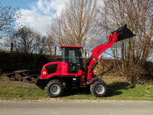ZL16 small loader with CE,Joystick,EURO III