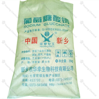 99% Tech Grade/Food grade Starch Sodium Gluconate Emulsifying Agent For Ceramic Use