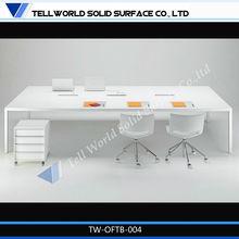 Modern Designing Solid Acrylic Coffee / Tea Table