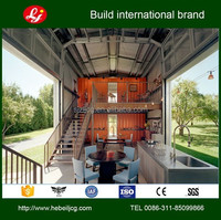 bungalow/beautiful steel frame house plans prebuilt container home