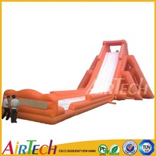 Commercial inflatable water slide PVC slip n slide used inflatable water slide for adults and kids