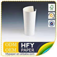 Scroll Paper Custom Design Sbs Coated Paper Board