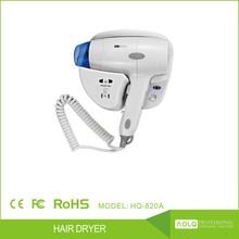2016 new Custom beauty women hairstyler hair dryer, wall mounted hotel hair dryer