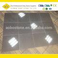 China impala granito negro azulejos de la pared, g654 china granito impala