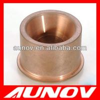 Polished 6063 aluminum die casting machine parts