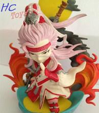 Plastic Doll, Anime Doll, PVC Character