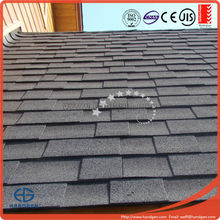 High Quality Color Asphalt Tile for Roofing Material