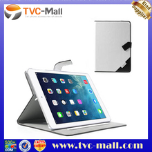 BX-Eagle Crazy Horse Smart Leather Case for iPad Air with Wallet and Stand -- 500 pcs ODM -- Our Web: www.tvc-mall.com
