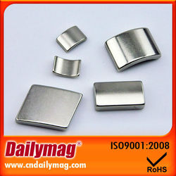 High Working Temperature Generator Magnet