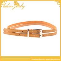 Gift Presentation Custom Flat Buckle Belt Manufacturers