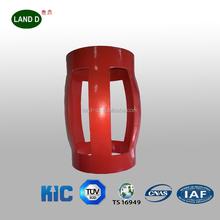 API 10D standard bow spring centralizer