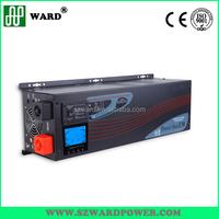 3kw 4kw 5kw 6kw Inverter/Converter, CE ROHS Approved Waterproof Solar Inverter 500W-6000W inverter&amp AC/DC converter