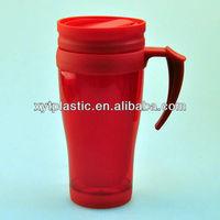 plastic travel coffee mug