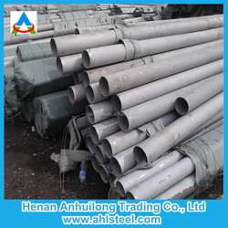 ASTM 304 stainless steel pipes/tube manufacturer price/High Corrosion Resistant stainless steel pipe