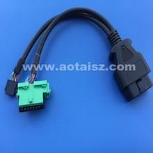 Wholesale custom OBD II Splitter Extension Y J1962 wire