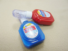 China Alibaba red blue correction fluid ball pen (DH-810)
