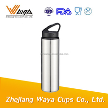 Hot selling stainless steel sports drinking water bottle